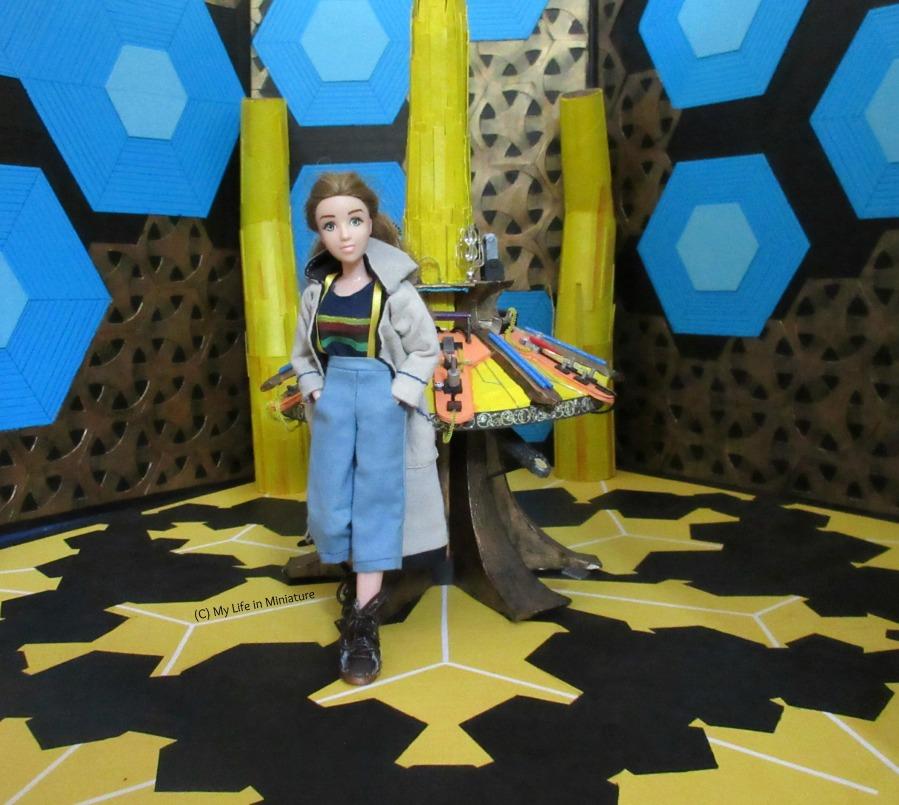 Complete TARDIS!